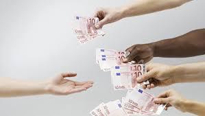 lever de l'argent